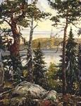 """Painting: V.I. Nesterenko """"Balaam"""""""