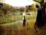 """Painting: ???????? ?. """"Vision to boy Bartholomew"""""""
