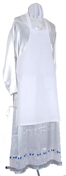 Apron for Holy table consecration