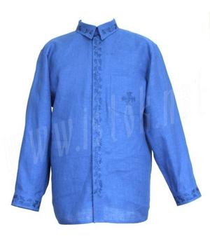 Clergy shirt (custom-made)
