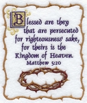 Blessed are they that are Persecuted