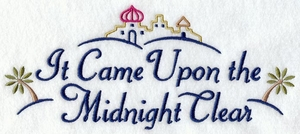It Came Upon the Midnight Clear - Horizontal