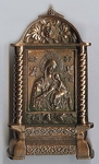 Table candle-stands Theotokos icon-case - 2