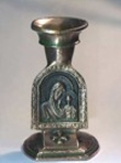 Table candle-stands Theotokos panel small