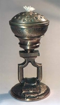Table candle-stands Lamp 2 (goblet)