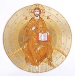 Christ the Pantocrator on the Throne
