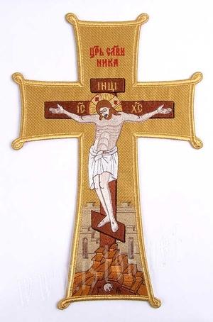 Golgotha cross