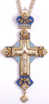 Pectoral chest cross - 133