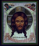 Religious Orthodox icon: Holy Napkin - 2