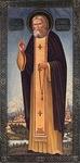 Religious Orthodox icon: Holy Venerable Seraphim the Wonderworker of Sarov - 8