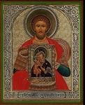 Religious Orthodox icon: Holy Great Martyr Theodor Stratilatus