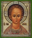 Religious Orthodox icon: Holy Archangel Michael - 6