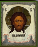 Religious Orthodox icon: Holy Napkin - 5