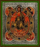 Religious Orthodox icon: Christ the Pantocrator - 18