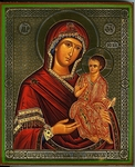Religious Orthodox icon: Theotokos of Chirsk
