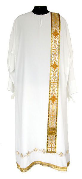 Clergy vestments: Orarion - S3