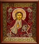 Icon of Christ: Christ the Pantocrator - 50