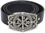Men's belt - Antique Labarum