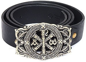 Men's belt - Antique Labarum