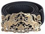 Men's belt - Lions