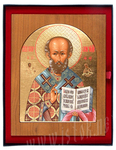 Religious icons: St. Nicholas the Wonderworker - 36