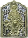 Icon: Christ the Pantocrator - 48