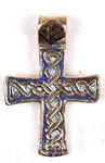 Baptismal cross no.11