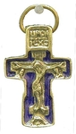 Baptismal cross no.12