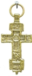 Baptismal cross no.24