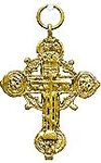 Baptismal cross no.30