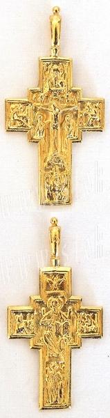 Baptismal cross no.120