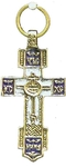 Baptismal cross no.174