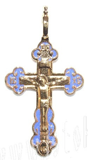 Baptismal cross no.214