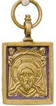 Baptismal medallion: Holy Napkin - 4