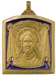 Baptismal medallion: Holy Napkin - 5