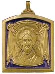 Baptismal medallion: Holy Napkin - 5