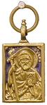 Baptismal medallion: Holy Apostle Andrew