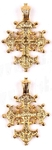 Baptismal cross no.107