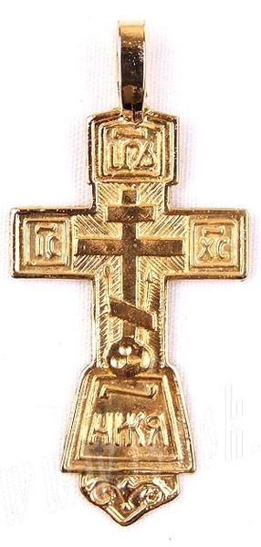 Baptismal cross no.211