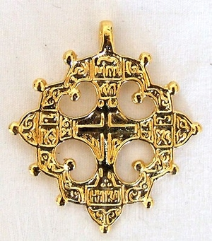 Baptismal cross no.23