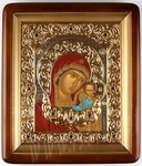 Icon: The Most Holy Theotokos of Kazan' - 10