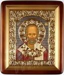 Icon: St. Nicholas the Wonderworker - 13