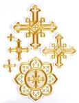Rostov cross vestment set