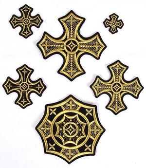 Lvov cross vestment set