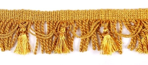 Vestments trims: Fringe - 1