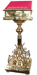 Church furniture: Lectern - 121