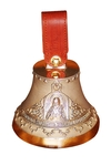 Souvenir bells: Bell with icon of St. Mitrophanius of Voronezh