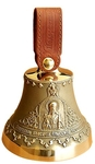 Souvenir bells: Bell with icon of St. Josaph of Belgorod