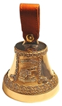 Souvenir bells: Bell with the Czar-Canon