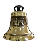 Church bells: Selection of church bells (from 5 to 2400 kg)